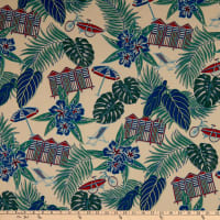 Tommy Bahama Outdoor Beach Scenes Shoreline