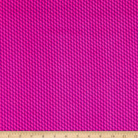 Geo Pop Tiny Hex Magenta