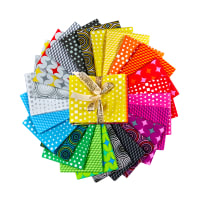 Contempo Geo Pop 25 Pc Fat Quarter Bundle