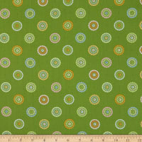 Contempo Nightingale Sunrise Green