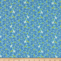 Contempo Nightingale Vine Aqua