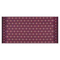 Contempo Dreamy Stardust Burgundy