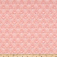 Benartex Magnificent Blooms Nouveau Pink