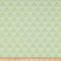 Benartex Magnificent Blooms Nouveau Green
