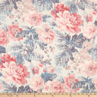 Waverly Beatrice Linen Blend Old Glory