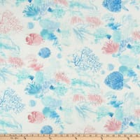 Home Accent Deep Sea Sateen Multi