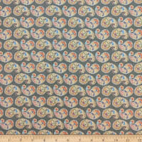 Camelot Wild Spirit Paisley Taupe