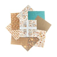 "Camelot Wild Spirit Collection 10"" Squares Multi 42pcs."