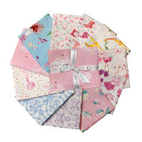 Laura Ashley The Girls Fat Quarter Bundle 11pcs.