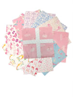 "Laura Ashley The Girls 10"" Squares 42pcs."
