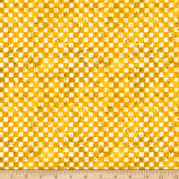 FreeSpirit Color Labyrinth Checkerboard Yellow