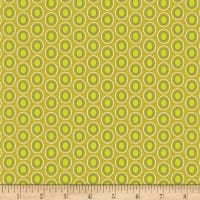 Art Gallery Oval Elements Chartreuse