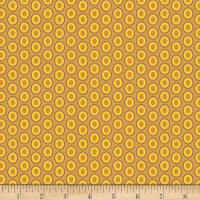 Art Gallery Oval Elements Mustard
