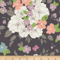 Art Gallery Flower Child Flowery Chant Subtle in Rayon