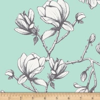 Art Gallery Canvas Wild Bloom Magnolia Study Fresh