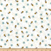 Henry Glass All About The Bees Bee Trails Cream
