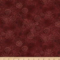 Henry Glass Best Of Days Wall Flower Red
