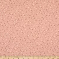 Henry Glass Tealicious Mini Spots & Squares Rose