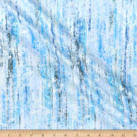 Henry Glass Pearl Luxe II Grunge Texture Blue