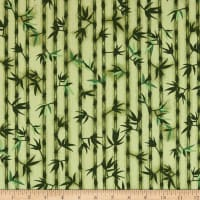 Trans-Pacific Textiles Bamboo Eclipse Sage