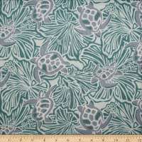 Trans-Pacific Textiles Honu on My Mind Sage
