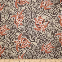 Trans-Pacific Textiles Honu on My Mind Beige