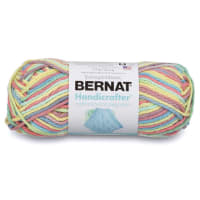 Bernat Handicrafter Cotton Ombres Yarn, Candy Sprinkles Ombre