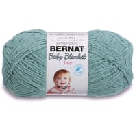 Bernat Baby Blanket Tiny Yarn, Clear Sky