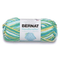 Bernat Handicrafter Cotton Ombres Yarn, Mod Ombre