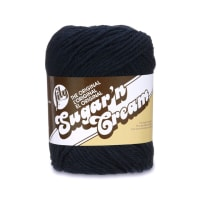 Lily Sugar'n Cream The Original Yarn, Bright Navy