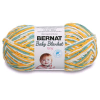 Bernat Baby Blanket Tiny Yarn, Dandelion Skies