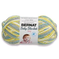 Bernat Baby Blanket Tiny Yarn, Leap Frog