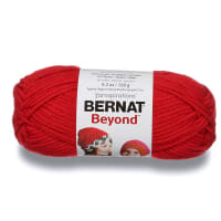 Bernat Beyond Yarn, Red