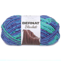 Bernat Blanket Yarn (300g/10.5 oz), Ocean Shades