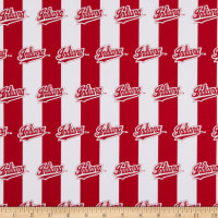 NCAA Indiana Hoosiers Classic Stripe Cotton