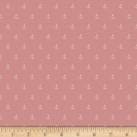 Art Gallery Enchanted Voyage Nautique Spell Blush Pink and White