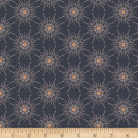 Art Gallery Enchanted Voyage North Star Gloom Blue/Yellow