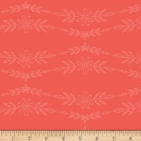 Art Gallery Meriwether Embroidered Garland Peony