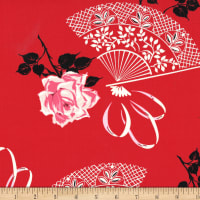 Gertie Boudoir Temptress Red