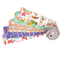 "Create & Hobby 2.5"" Strips 20pcs Multi"