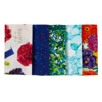 Lovitude-Play With Me Digital Fat Quarter Bundle 5pcs Multi