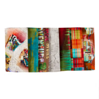 The Great Outdoors Digital Fat Quarter Bundle 7pcs Multi