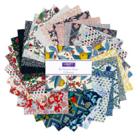 "Liberty Fabrics Summer House 5"" Stacker 42 Pcs Multi"