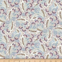 Liberty Fabrics Summer House Feather Dance Lavender