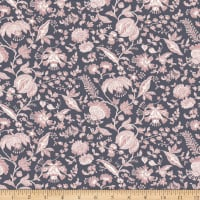 Liberty Fabrics Summer House Victoria Floral Rose