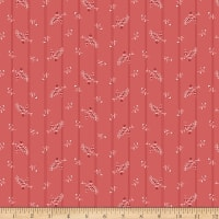 Riley Blake Red Elegance Wallpaper Berry