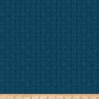 Riley Blake Dream Weaver Weave Navy