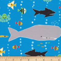 Cloud9 Organic Favorites Sealife Blue