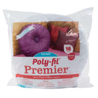 Poly-Fil® Premier™ Round Accent Pillow Insert 16""