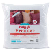 "Poly-Fil® Premier™ Accent Pillow Insert 20"" x 20"""